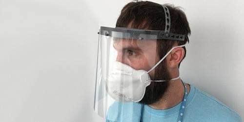 助力防(fang)疫龍華自動化模(mo)切產線,推出醫療防(fang)護面(mian)罩用PC產品